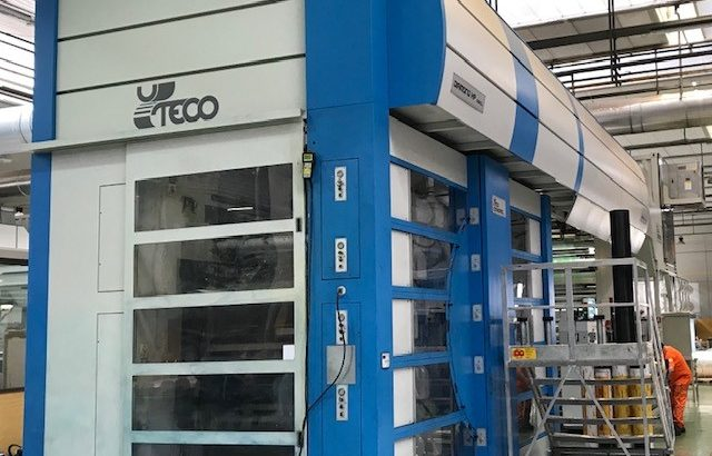 Used UTECO DIAMOND 3031