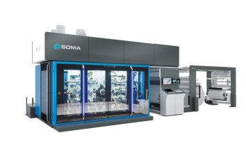 SOMA Optima1 Flexopress