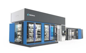 SOMA Optima2 Flexopress